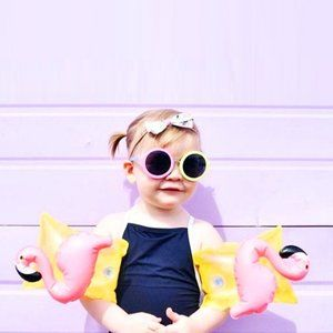 SUNNYLIFE Inflatable Kid Armband Swim Floaties NWT